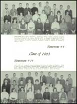 1960 Falmouth High School Yearbook Page 60 & 61