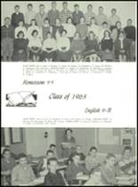 1960 Falmouth High School Yearbook Page 62 & 63