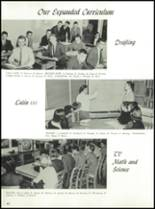 1960 Falmouth High School Yearbook Page 66 & 67