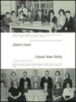 1960 Falmouth High School Yearbook Page 68 & 69