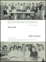 1960 Falmouth High School Yearbook Page 70 & 71