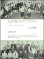 1960 Falmouth High School Yearbook Page 72 & 73