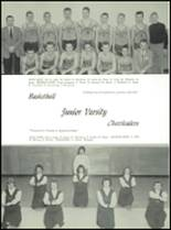 1960 Falmouth High School Yearbook Page 82 & 83