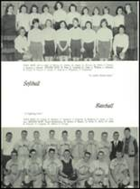 1960 Falmouth High School Yearbook Page 84 & 85