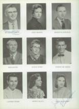 1959 Perry High School Yearbook Page 14 & 15