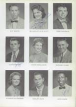 1959 Perry High School Yearbook Page 16 & 17