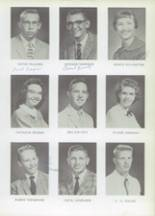 1959 Perry High School Yearbook Page 18 & 19