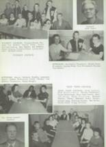1959 Perry High School Yearbook Page 34 & 35