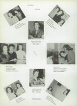 1959 Perry High School Yearbook Page 40 & 41