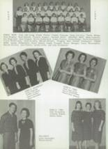 1959 Perry High School Yearbook Page 42 & 43