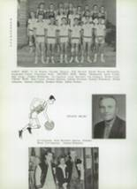 1959 Perry High School Yearbook Page 56 & 57