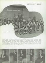 1959 Perry High School Yearbook Page 62 & 63