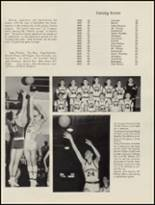 1964 Marysville High School Yearbook Page 50 & 51