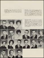 1964 Marysville High School Yearbook Page 108 & 109