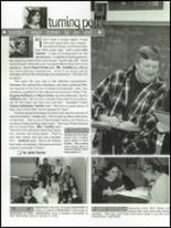 2001 Wheeling High School Yearbook Page 118 & 119