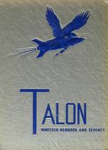 1970 Yearbook Randolph High School