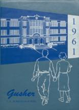 1961 Yearbook Byrd High School
