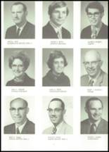 1973 Maine Central Institute Yearbook Page 10 & 11
