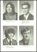 1973 Maine Central Institute Yearbook Page 16 & 17