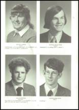 1973 Maine Central Institute Yearbook Page 20 & 21