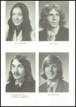 1973 Maine Central Institute Yearbook Page 22 & 23
