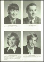 1973 Maine Central Institute Yearbook Page 24 & 25