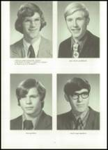 1973 Maine Central Institute Yearbook Page 26 & 27