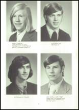1973 Maine Central Institute Yearbook Page 38 & 39