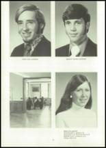 1973 Maine Central Institute Yearbook Page 40 & 41