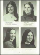 1973 Maine Central Institute Yearbook Page 42 & 43