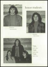 1973 Maine Central Institute Yearbook Page 50 & 51