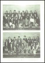 1973 Maine Central Institute Yearbook Page 52 & 53