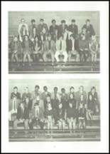 1973 Maine Central Institute Yearbook Page 56 & 57