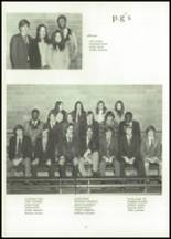 1973 Maine Central Institute Yearbook Page 58 & 59