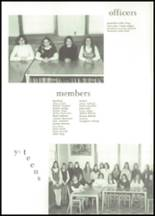 1973 Maine Central Institute Yearbook Page 62 & 63