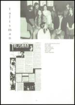 1973 Maine Central Institute Yearbook Page 64 & 65