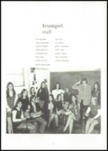 1973 Maine Central Institute Yearbook Page 66 & 67