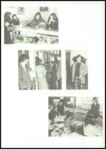 1973 Maine Central Institute Yearbook Page 74 & 75