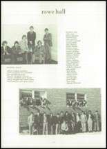 1973 Maine Central Institute Yearbook Page 78 & 79