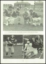 1973 Maine Central Institute Yearbook Page 84 & 85