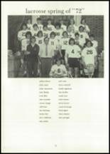 1973 Maine Central Institute Yearbook Page 102 & 103