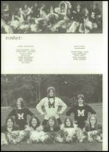 1973 Maine Central Institute Yearbook Page 104 & 105