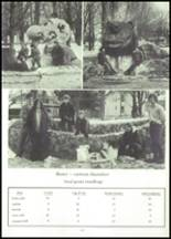 1973 Maine Central Institute Yearbook Page 110 & 111