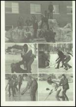 1973 Maine Central Institute Yearbook Page 112 & 113