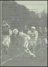1973 Maine Central Institute Yearbook Page 116 & 117