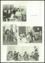 1973 Maine Central Institute Yearbook Page 126 & 127