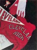 1987 Yearbook Grover Cleveland High School