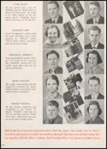 1938 Greensburg High School Yearbook Page 14 & 15