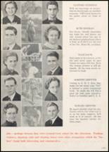 1938 Greensburg High School Yearbook Page 16 & 17