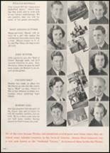 1938 Greensburg High School Yearbook Page 18 & 19
